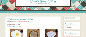 Etsy Blog Screenshot